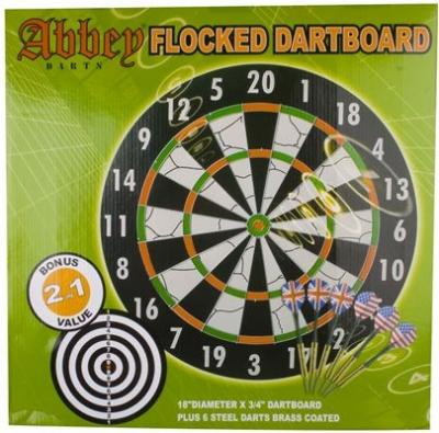 Dartbord Flock Darts Game