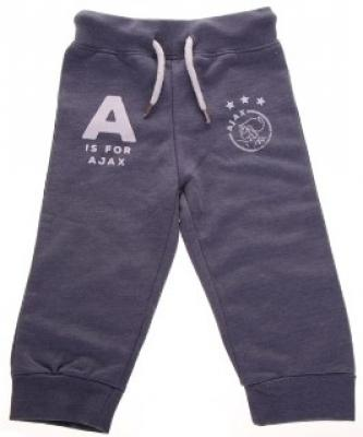 Baby pant Ajax blauw A is for Ajax 62/68