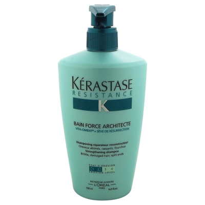 KERASTASE BAIN FORCE ARCHITECTE 500ML SALE!