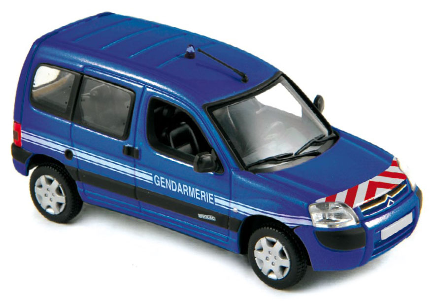 28396-CITROEN BERLINGO PHASE 2 GENDARMERIE 2004