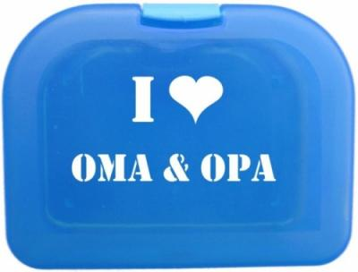 Lunchbox Tekst Junior Love Opa en Oma