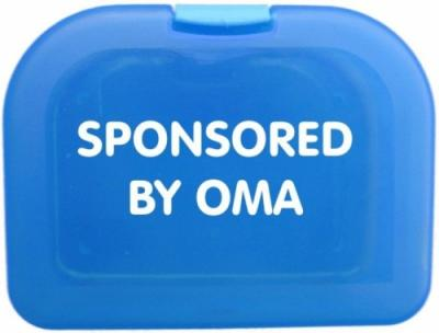 Lunchbox Tekst Junior Sponsored by Oma