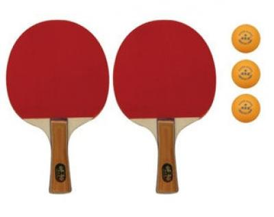 Tafeltennis Set Table Tennis Set Three Stars