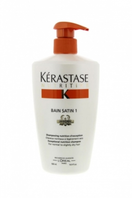 KERASTASE BAIN SATIN 1 IRISOME 500ML