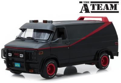 46930-Gmc VANDURA THE A-TEAM TV SERIES 1983 (Q1 220)