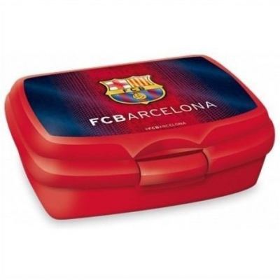 Barcelona Lunchbox Broodtrommel Brotdose Boite Lunch New!
