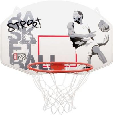Basketbalbord + Ring en Net