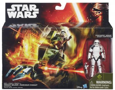 Action vehicle Star Wars: Assault Walker
