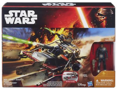 Action vehicle Star Wars: Landspeeder