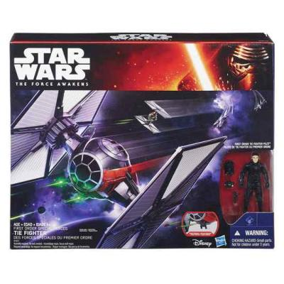 Action vehicle Star Wars: Tie Fighter (B3920)
