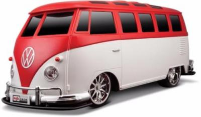 Auto RC Auldey 1:10 Volkswagen Bus T1 rood (81044R)