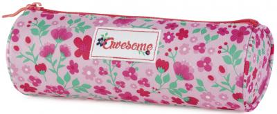Etui Awesome Cute pink: 8x23x8 cm