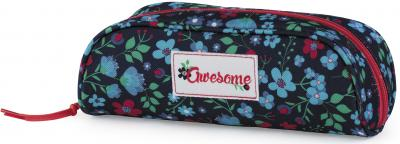 Etui Awesome Cute blue: 7x22x8 cm