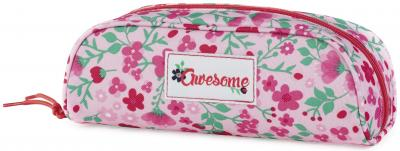 Etui Awesome Cute pink: 7x22x8 cm