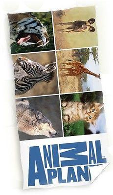 Animal Planet Badlaken Alle Dieren All Animals