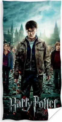 Badlaken Harry Potter (HP18_8027): 70x140 cm