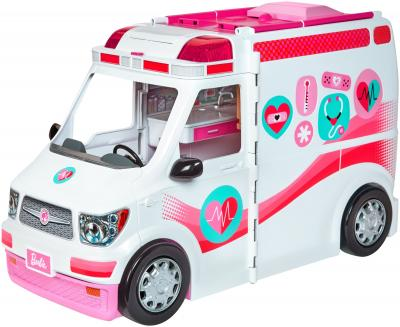 Ambulance Barbie (FRM19)
