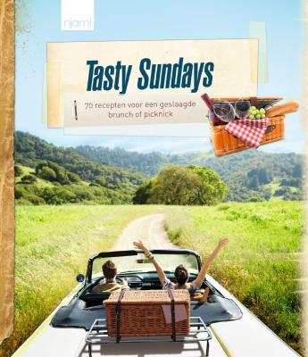 Boek Njam: Tasty Sundays