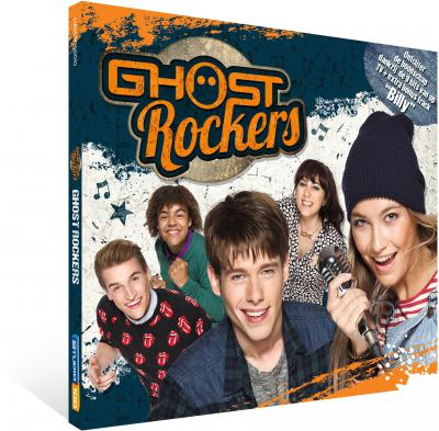 Cd Ghost Rockers: gillende gitaren