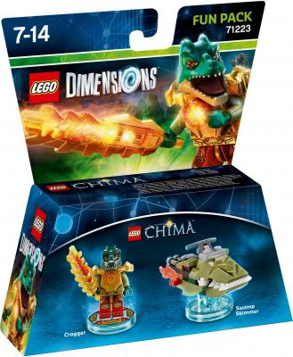 Fun Pack Lego Dimensions W1: Chima Cragger