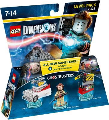 Level Pack Lego Dimensions W3: Ghostbusters