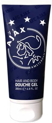 Douchegel tube Ajax blauw: 200 ml