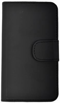 Bookcase leder Dresz: iPhone 4/4S Black