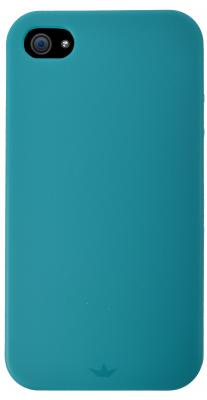 Softcase Dresz: iPhone 4/4S Turquoise