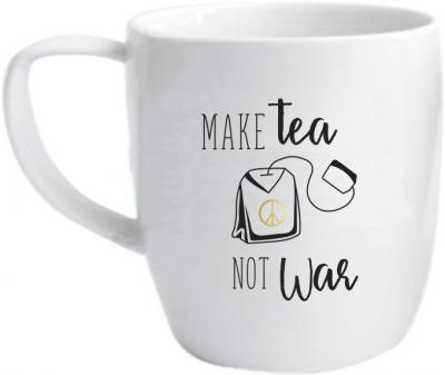 Mok Dresz: Make tea not war (5001103001)