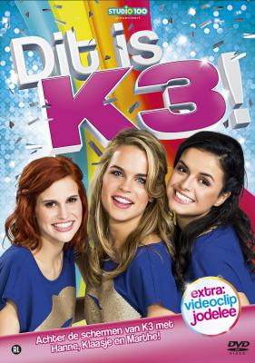 Dvd K3: dit is K3