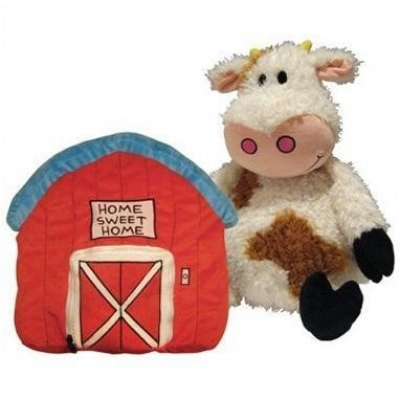 Koe in Boerderijschuur Original Happy Napper Pillow Pets!