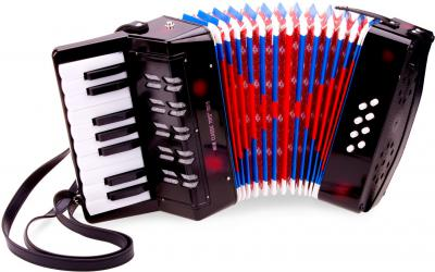 Accordeon groot New Classic Toys 23x24x10 cm (10057)