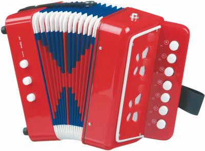 Accordeon medium New Classic Toys 19x19x10 cm (10055)