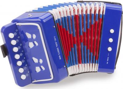 Accordeon medium New Classic Toys 19x19x10 cm (10056)