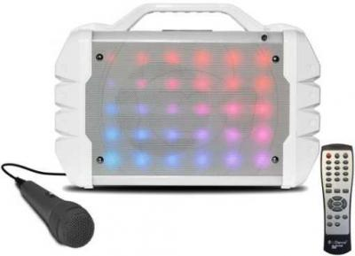 All-in-One Party Speaker iDance BLASTER208: wit (BL-208BL)