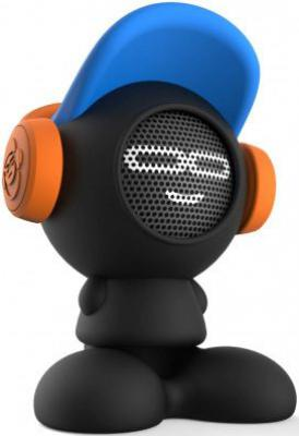 Beat Dude iDance Bluetooth Speaker: zwart (BD10BK)