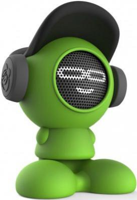 Beat Dude iDance Bluetooth Speaker: groen (BD10GR)