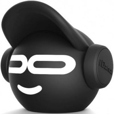 Beat Dude mini iDance BT Speaker: zwart (IBDM-100-BLACK)