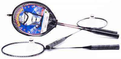 Badminton set JohnToy met shuttles