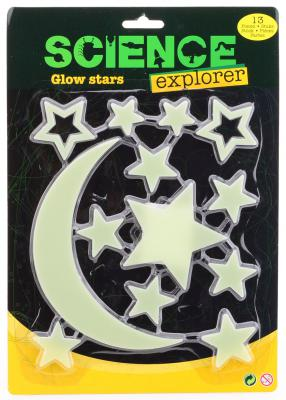 Glow in the dark sterren JohnToy: Science Explorer