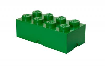 Opbergbox Lego MINI: brick 8 groen
