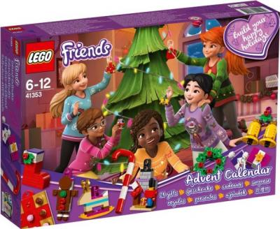 Adventskalender Friends Lego (41353)