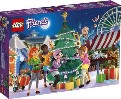 Adventskalender Friends Lego (41382)