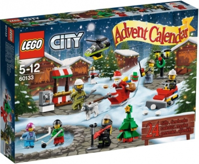 Adventskalender City Lego (60133)