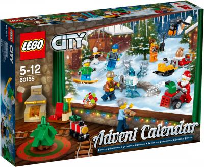 Adventskalender City Lego (60155)