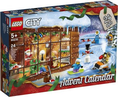 Adventskalender City Lego (60235)