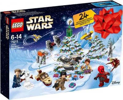 Adventskalender Star Wars Lego (75213)