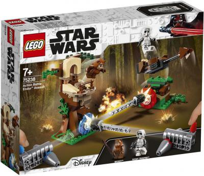 Action Battle Aanval op Endor Lego (75238)