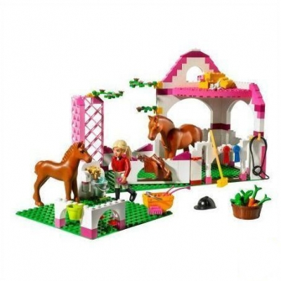 Lego 7585 Belville Paardenstal Hors Stable Les Ecuries