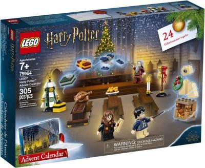 Adventskalender Harry Potter Lego (75964)